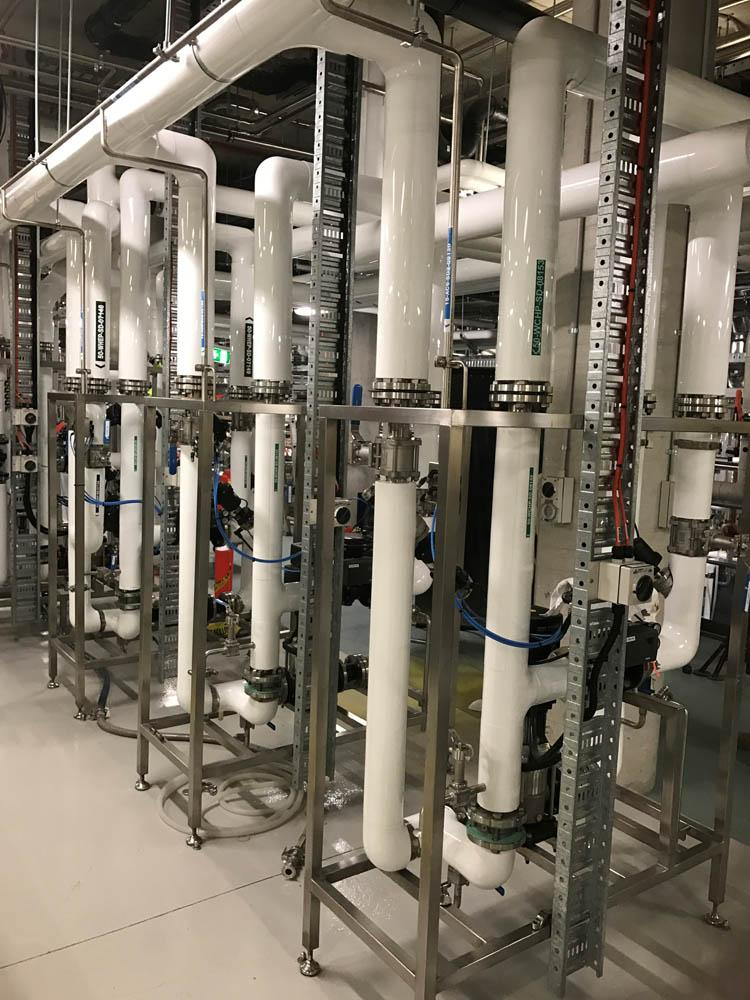 csl pharmaceutical installation behring