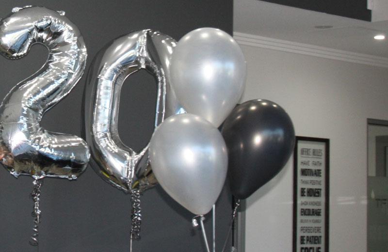 TFG Celebrates 20 Years