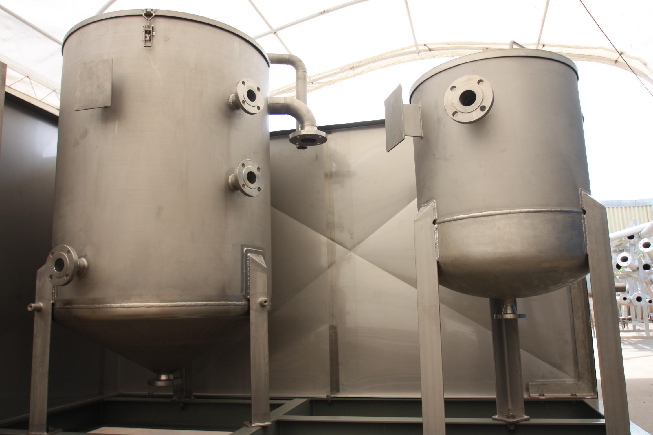 orica Hot water TANKS